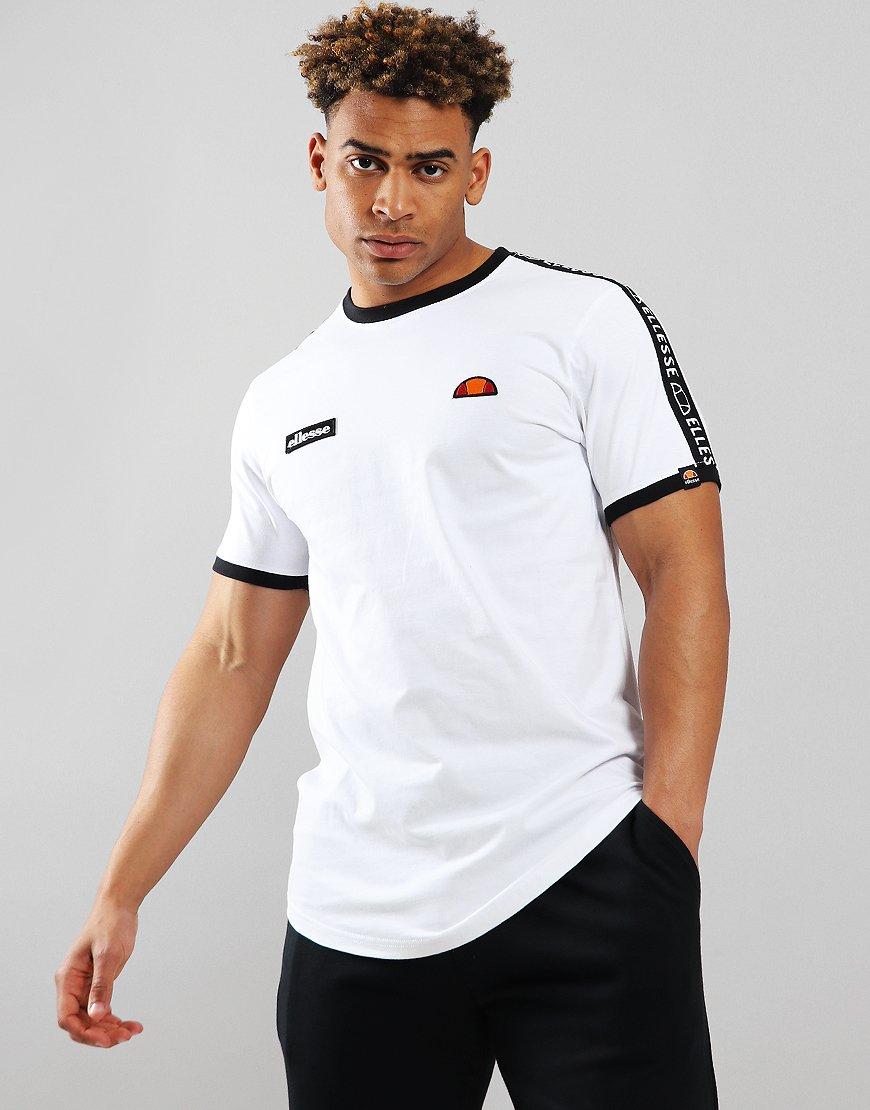 e0452fc3 Ellesse Fede T-Shirt White