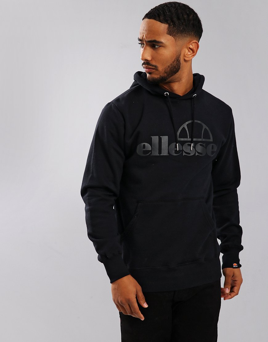 Ellesse Gianel Hooded Sweat Anthracite