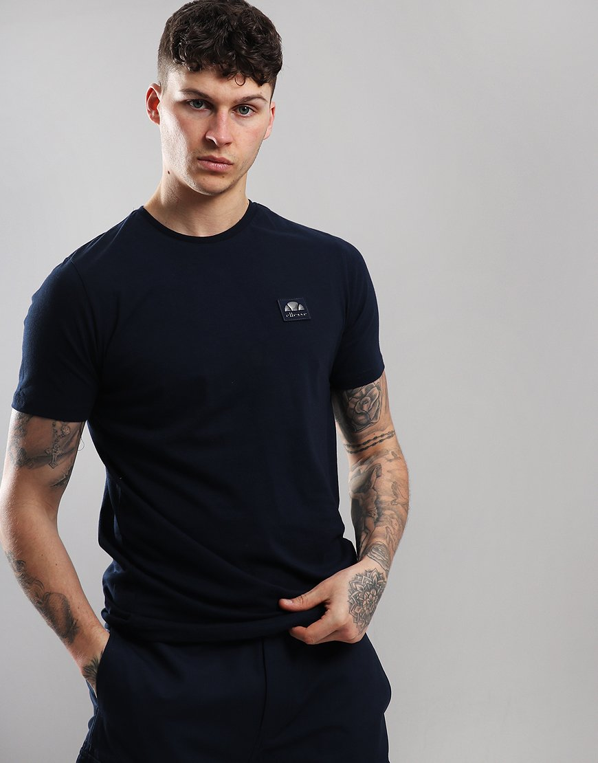 Ellesse Gigante T-Shirt Navy