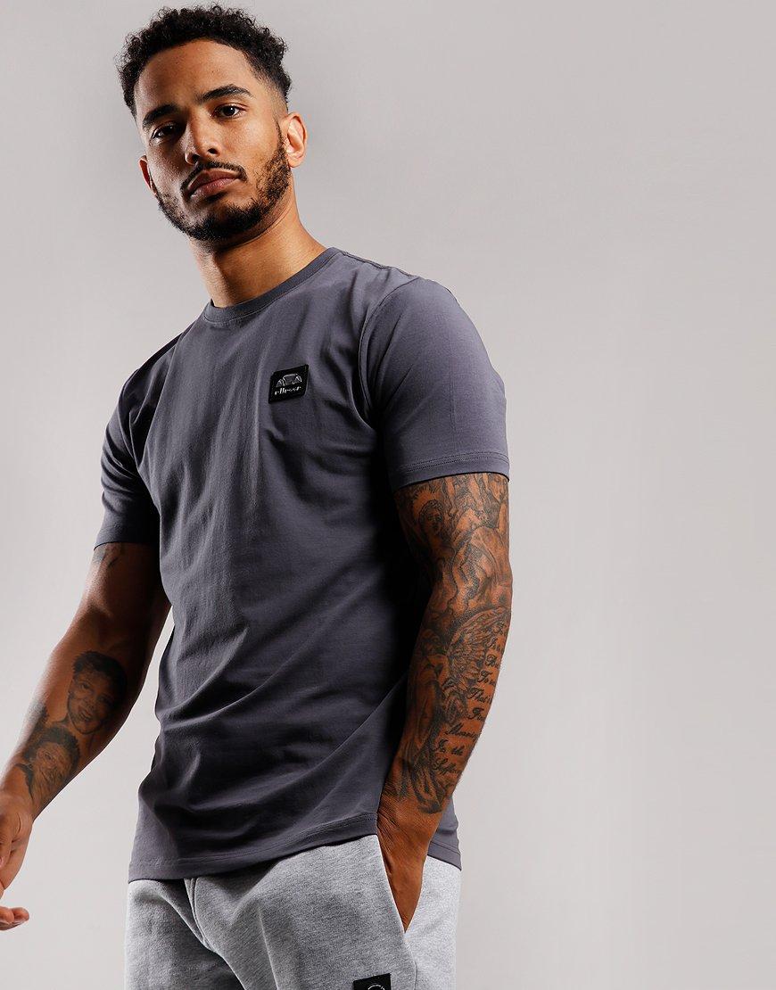 Ellesse Gigante T-Shirt Dark Grey