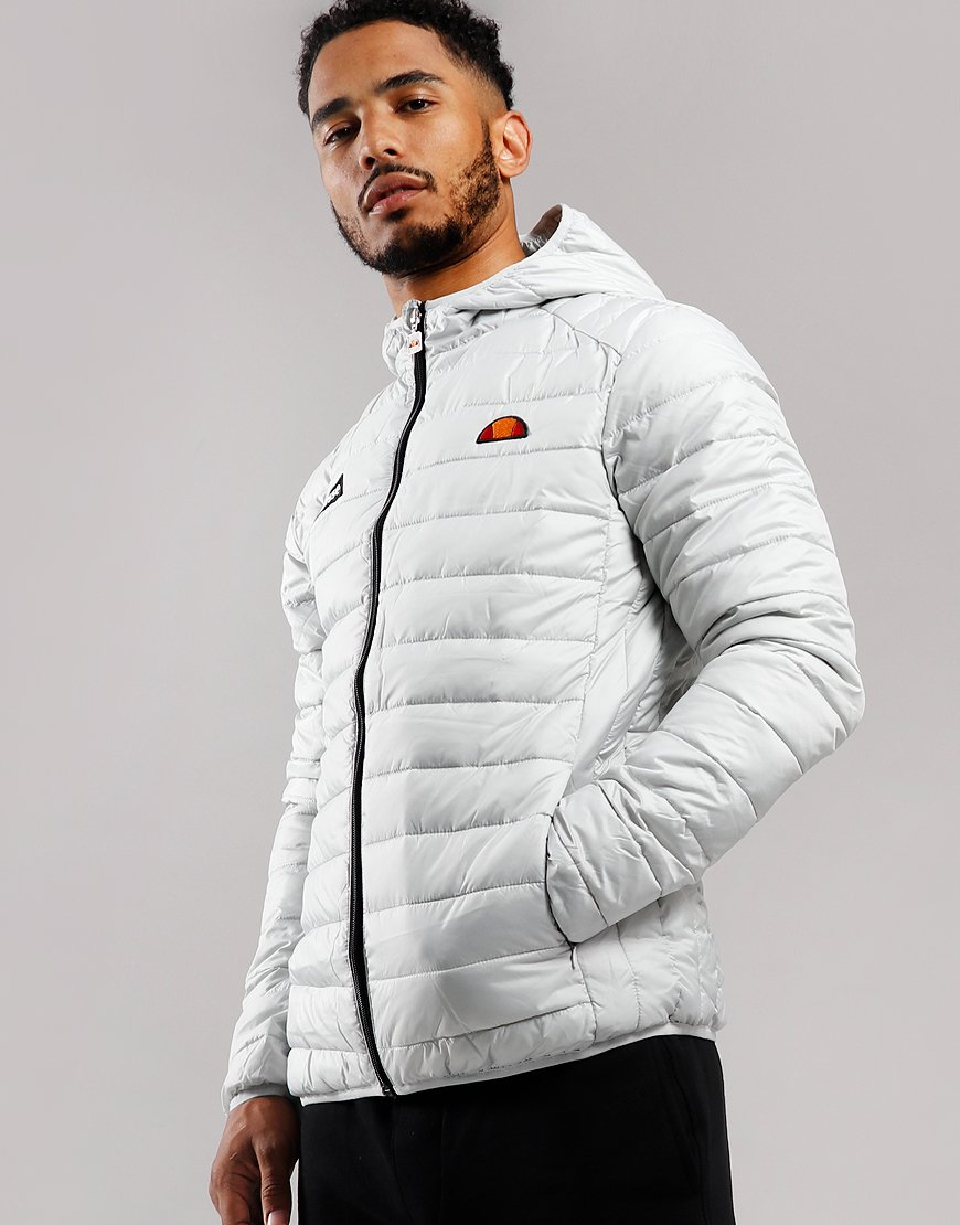 Ellesse Lombardy Padded Jacket Light Grey