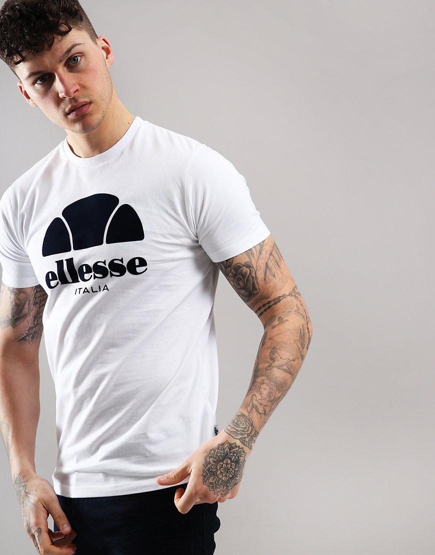 Ellesse Lucchese T-Shirt White