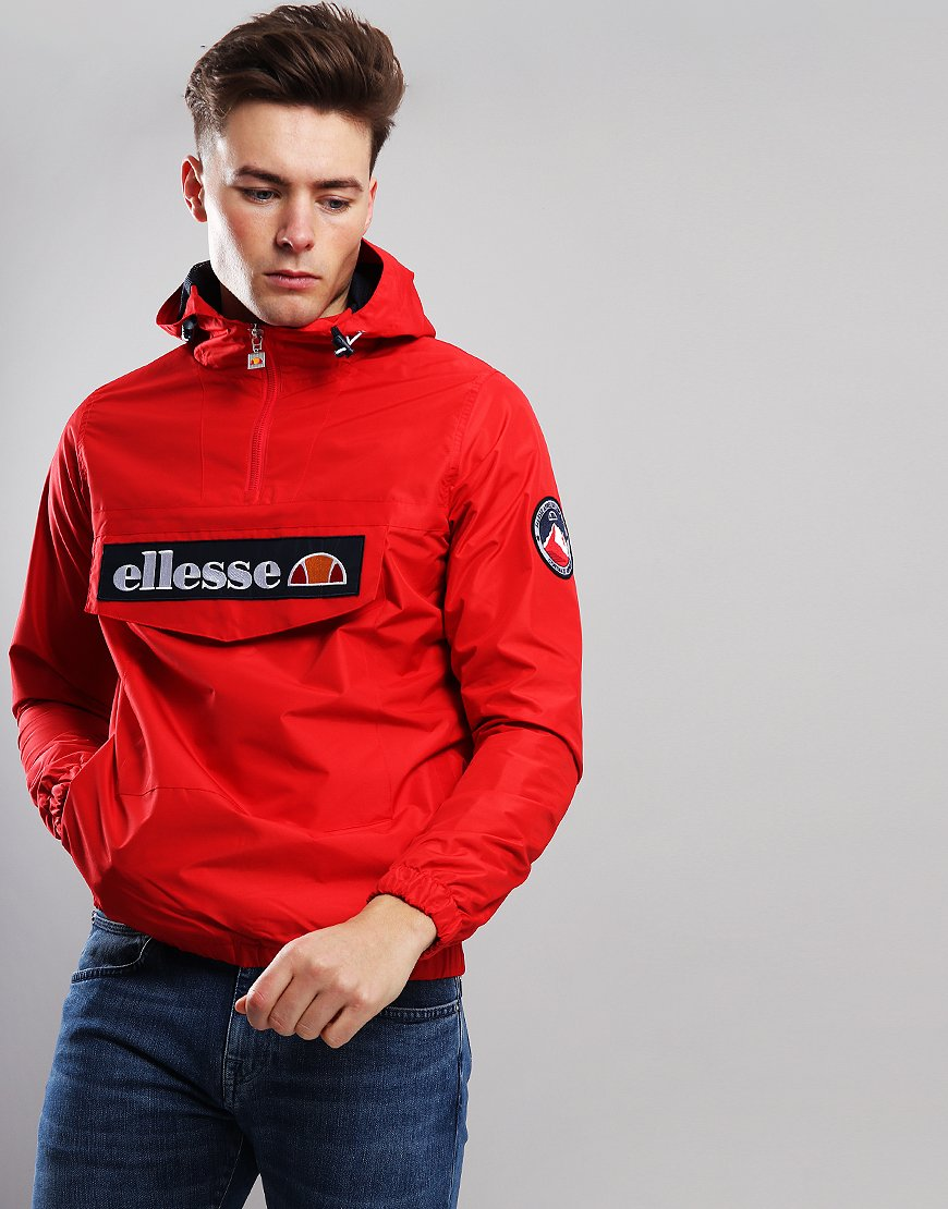 Ellesse Mont 2 Jacket Red