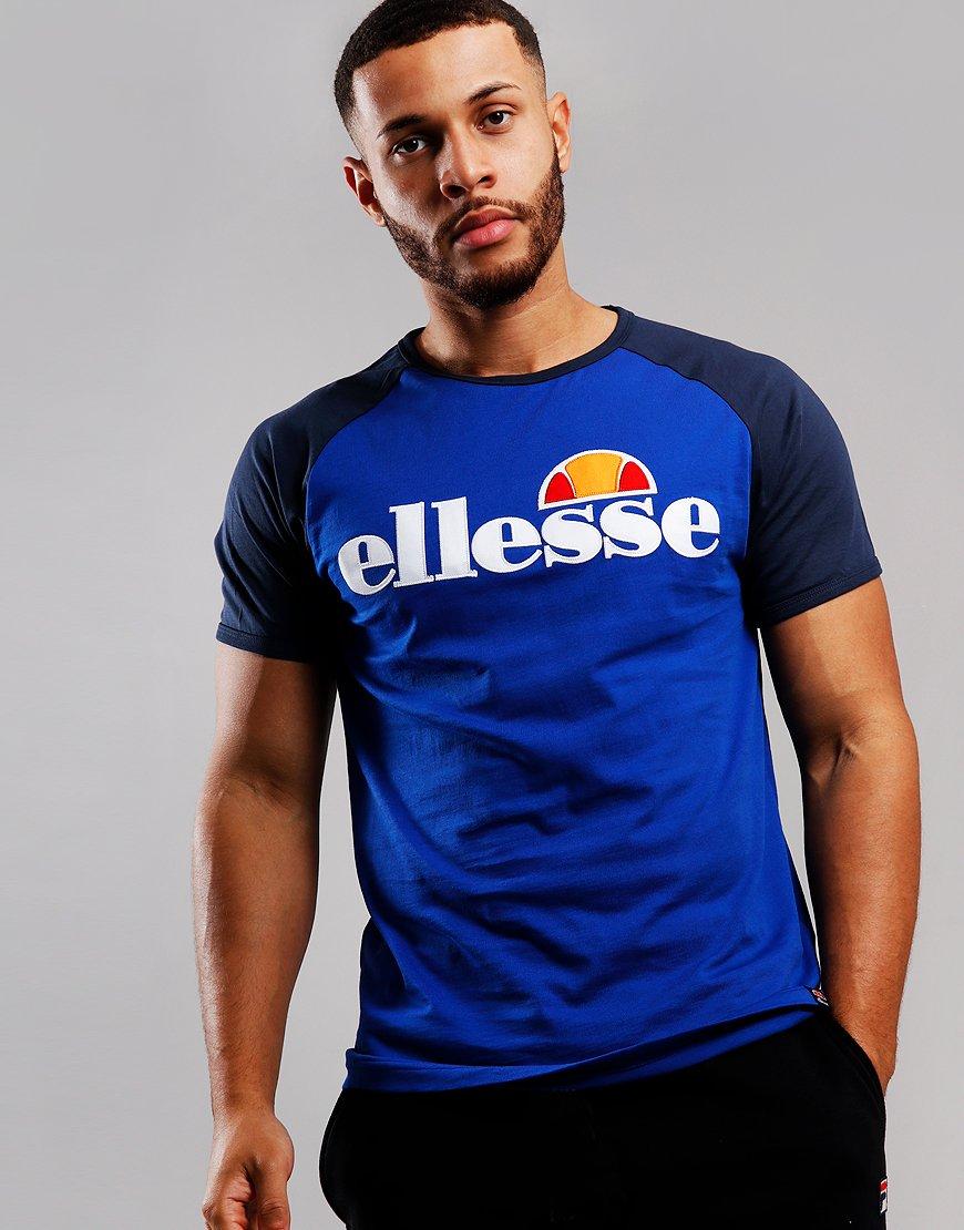 Ellesse Piave T-Shirt Blue