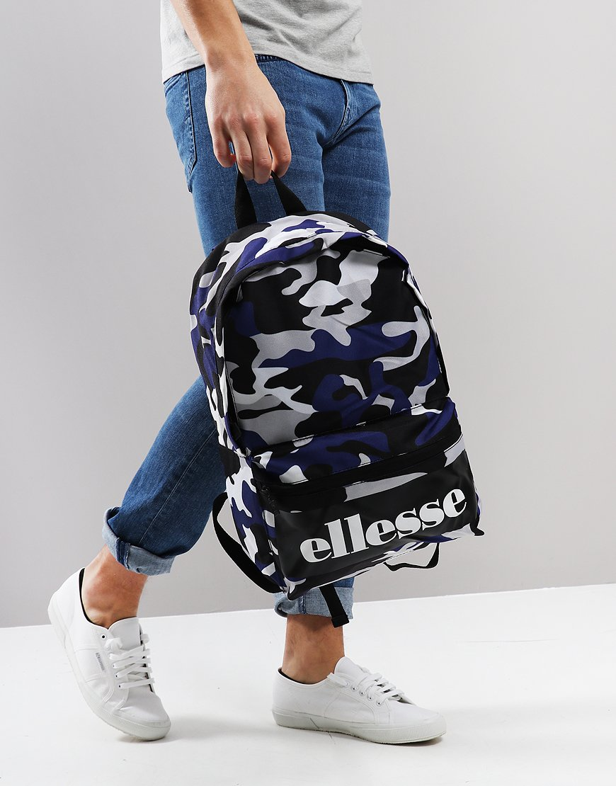 Ellesse Raffa Backpack Camo