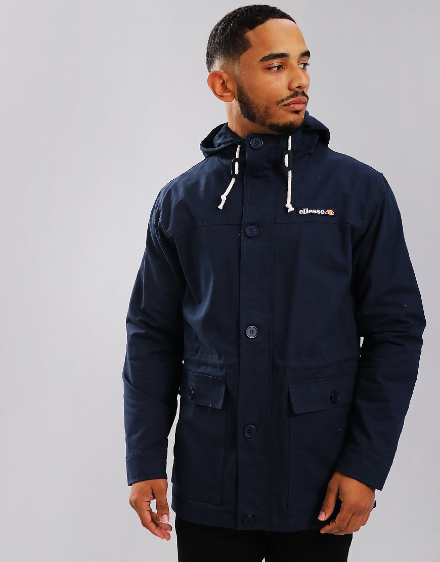 Ellesse Rallidae Jacket Dress Blues