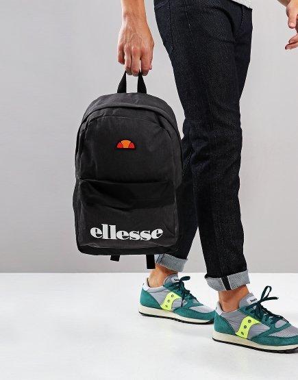 Ellesse Regent Backpack Black