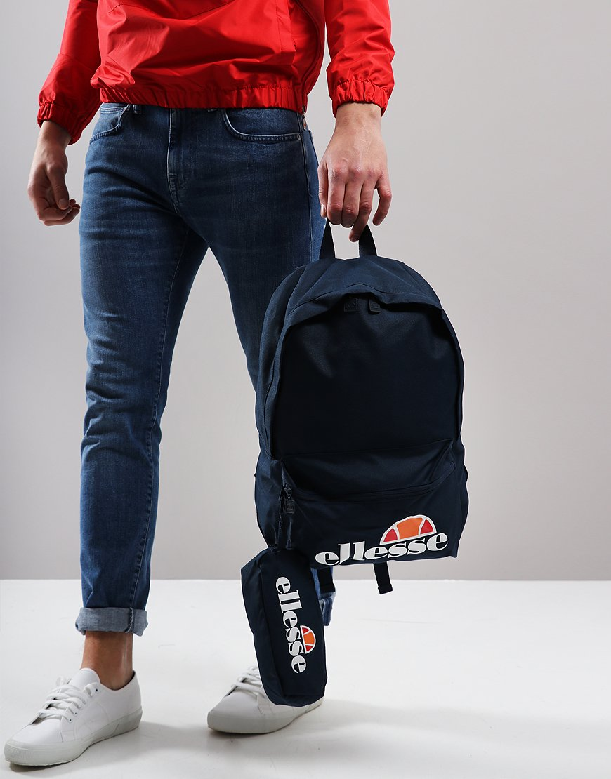 Ellesse Rolby Backpack Navy