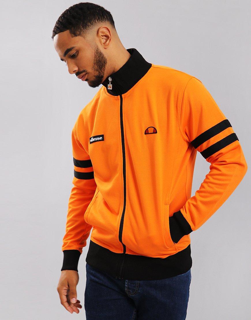 Ellesse Roma Track Top Orange