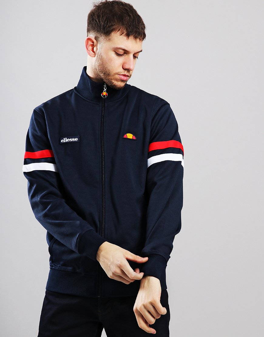 Ellesse Roma Track Top Navy