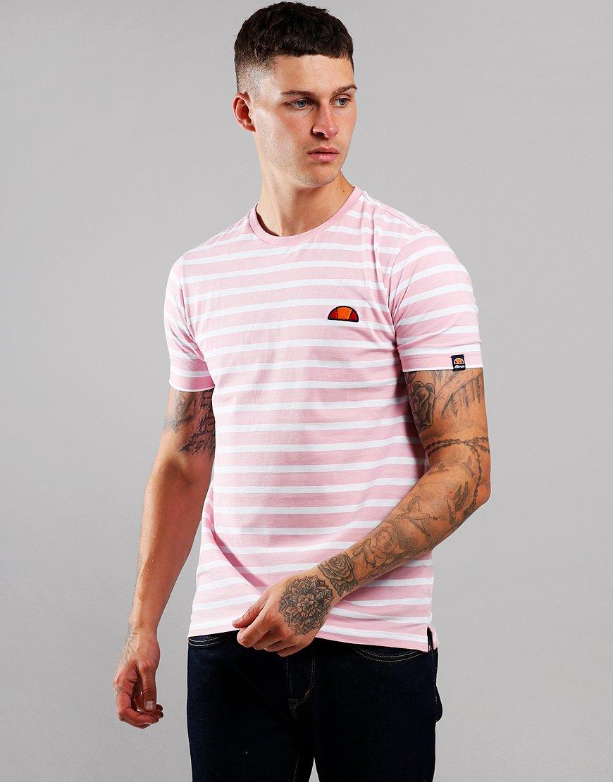 Ellesse Sailio T-Shirt Pink