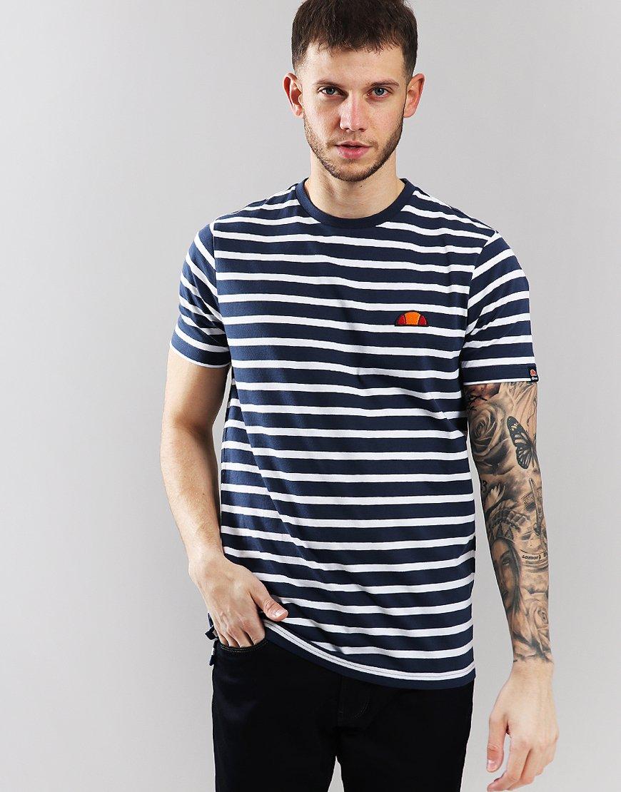 Gdzie mogę kupić cała kolekcja sprzedawane na całym świecie Ellesse Sailio T-Shirt Navy