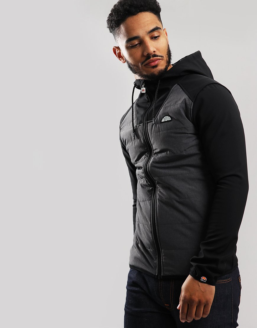 Ellesse Stagio Jacket Grey