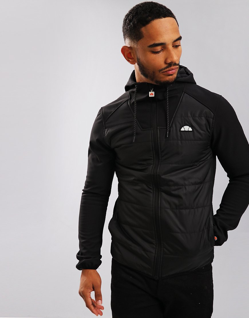 Ellesse Stagio Jacket Black