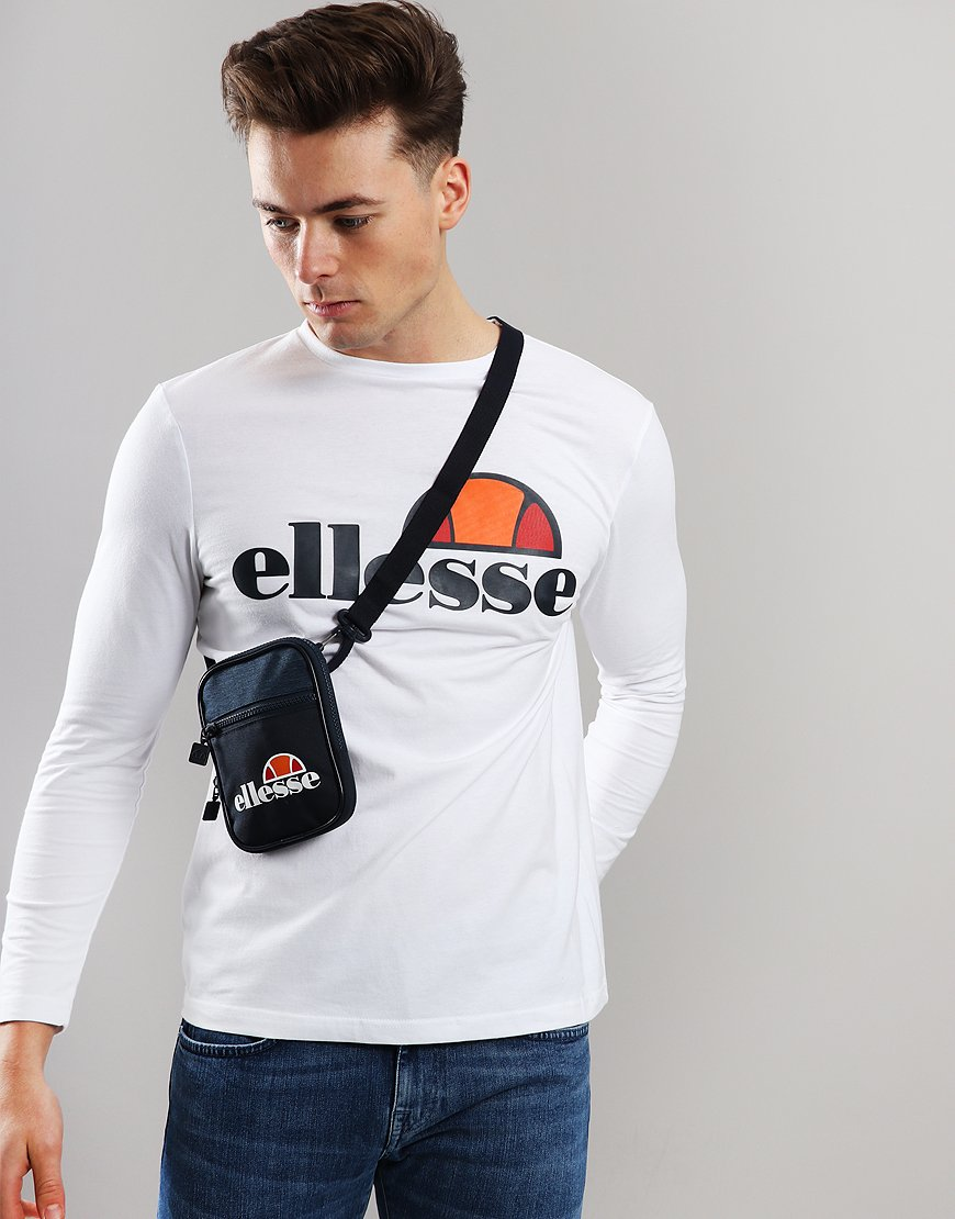 Ellesse Templeton Side Bag Navy