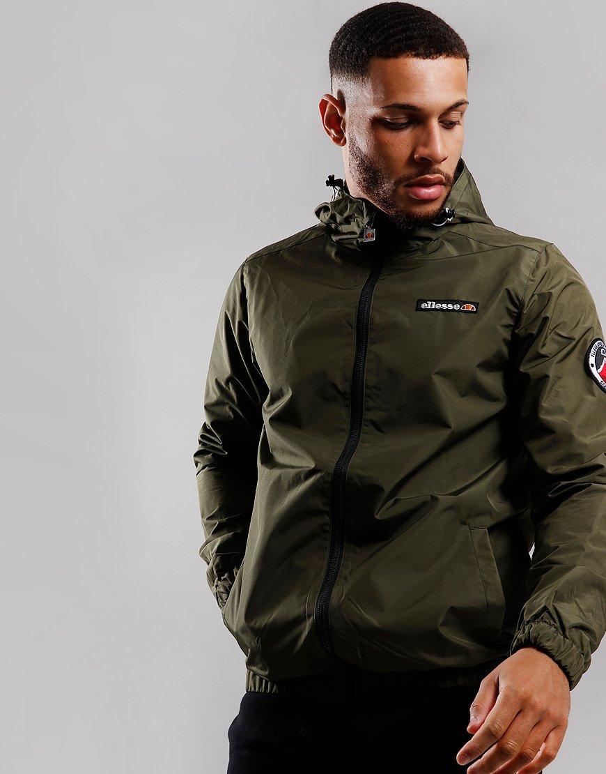 Ellesse Terrazzo Jacket Khaki