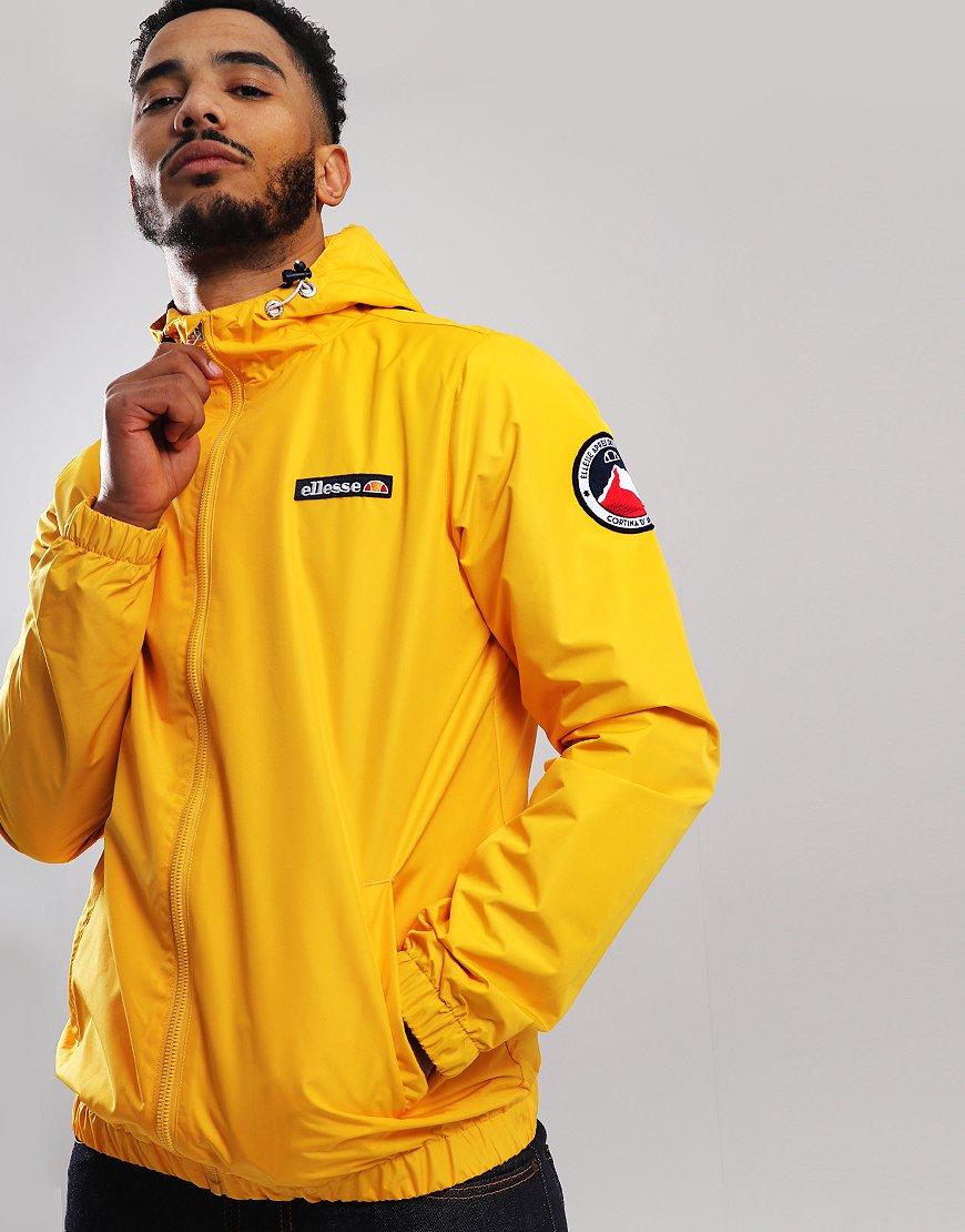 Ellesse Terrazzo Jacket Yellow