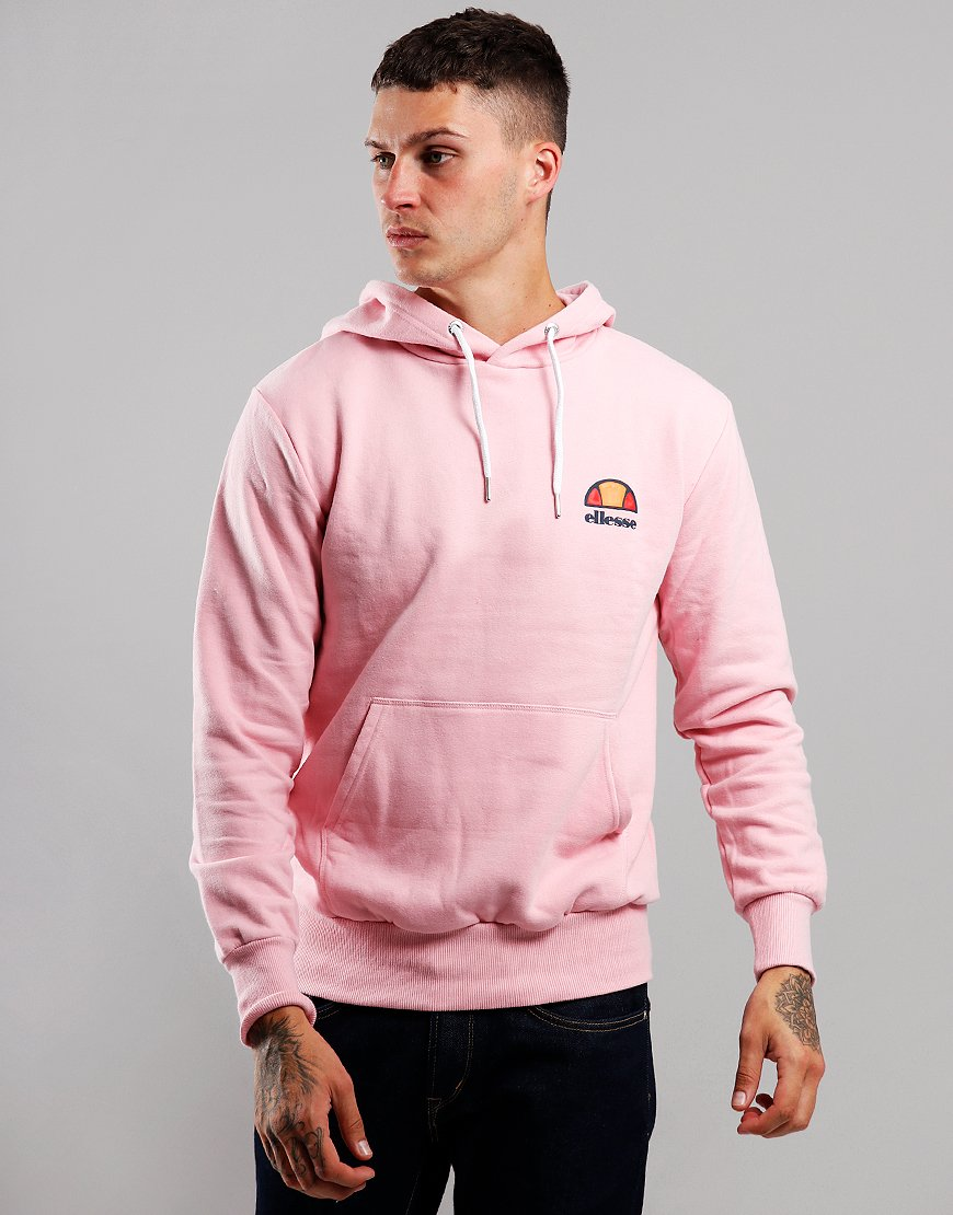 Ellesse Toce Hooded Sweat Light Pink