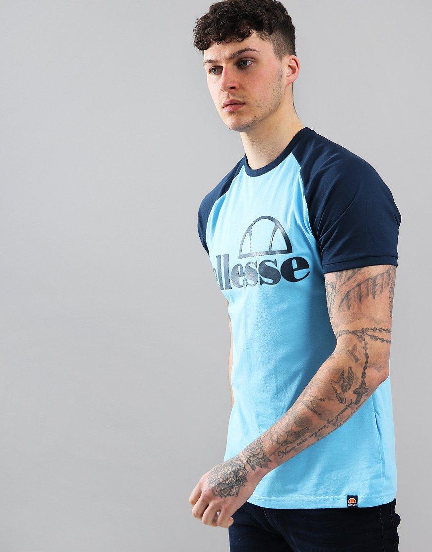 Ellesse Urano T-Shirt Light Blue