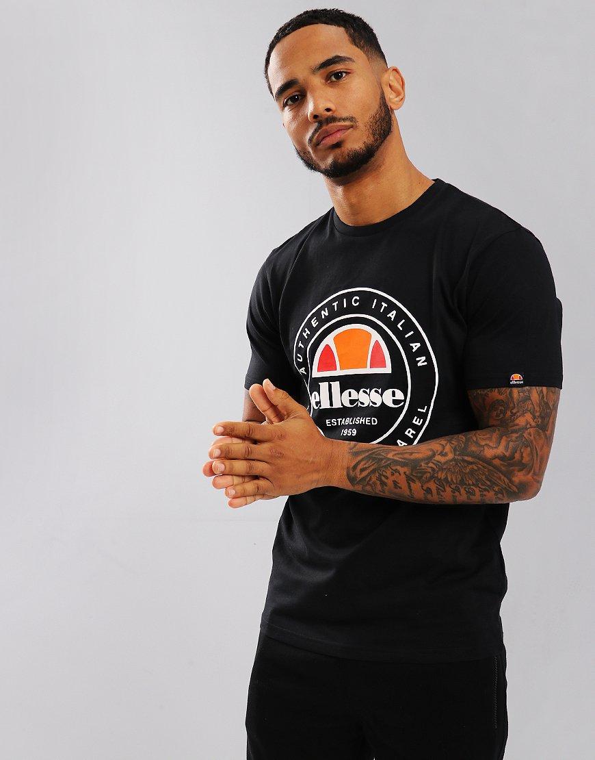 Ellesse Vettorio T-Shirt Black
