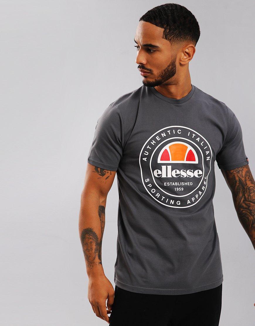 Ellesse Vettorio T-Shirt Grey
