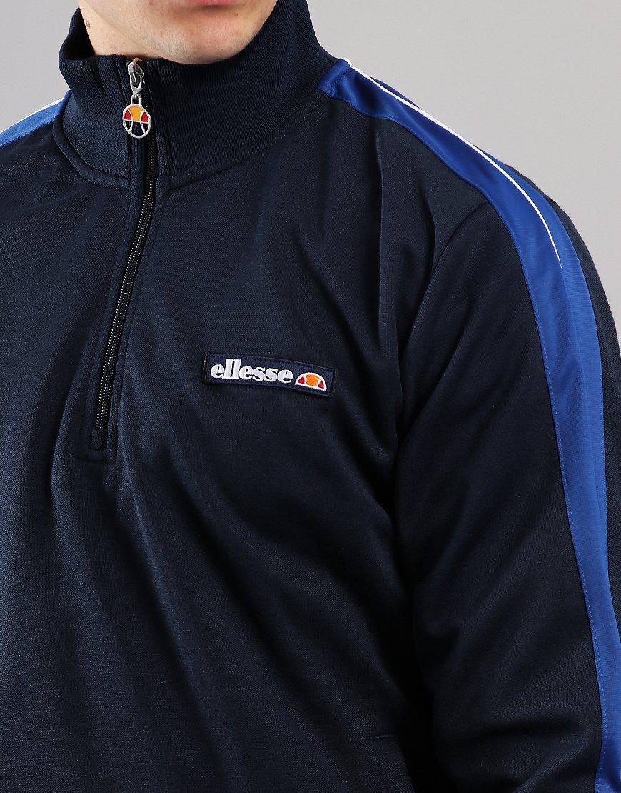 Ellesse 1//2  Zip Track Top Dress Blues Vinio Small
