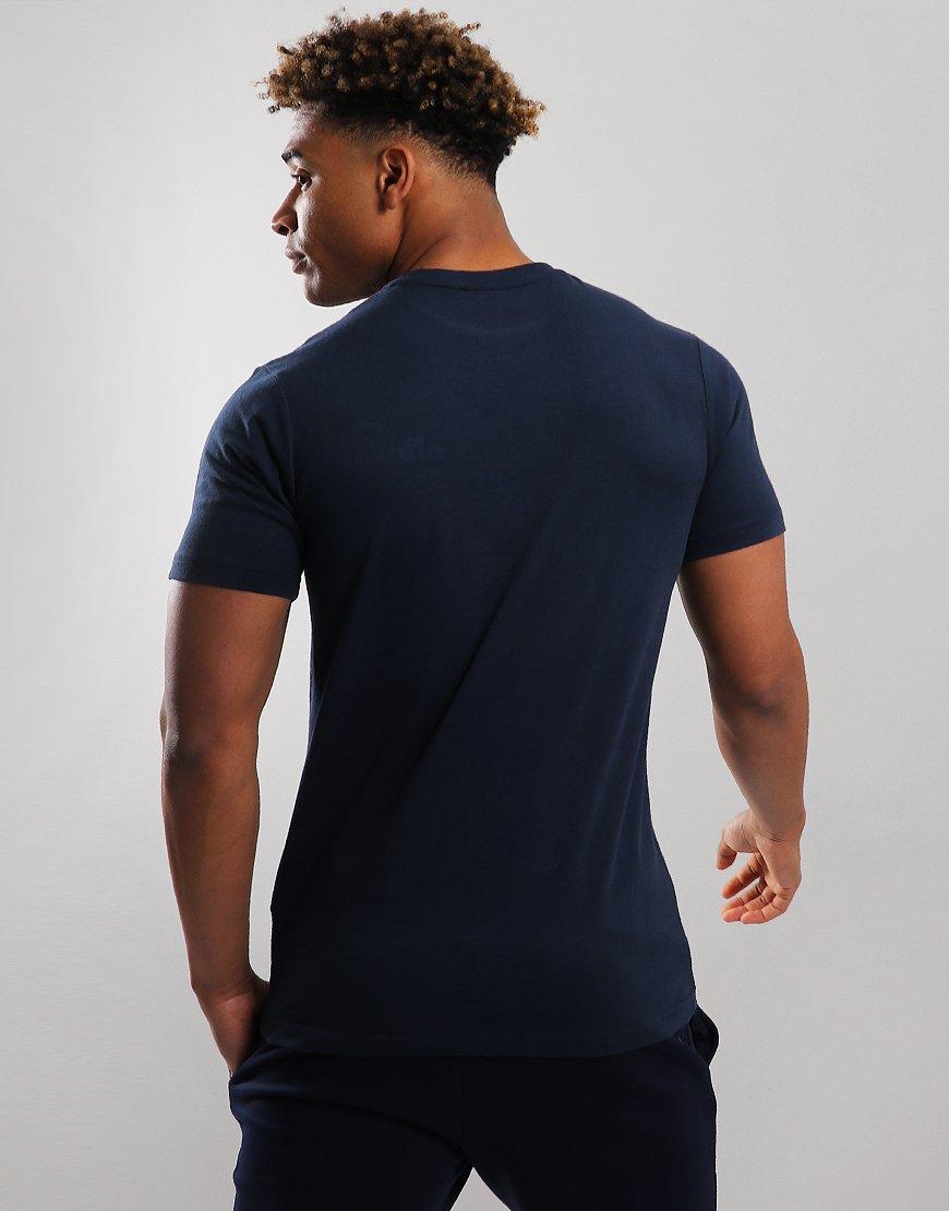 84330af0fef26c Ellesse Voodoo T-Shirt Navy - Terraces Menswear