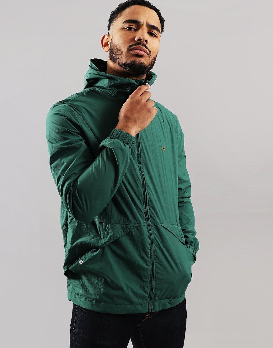 Farah Astoria Jacket Lawn Green
