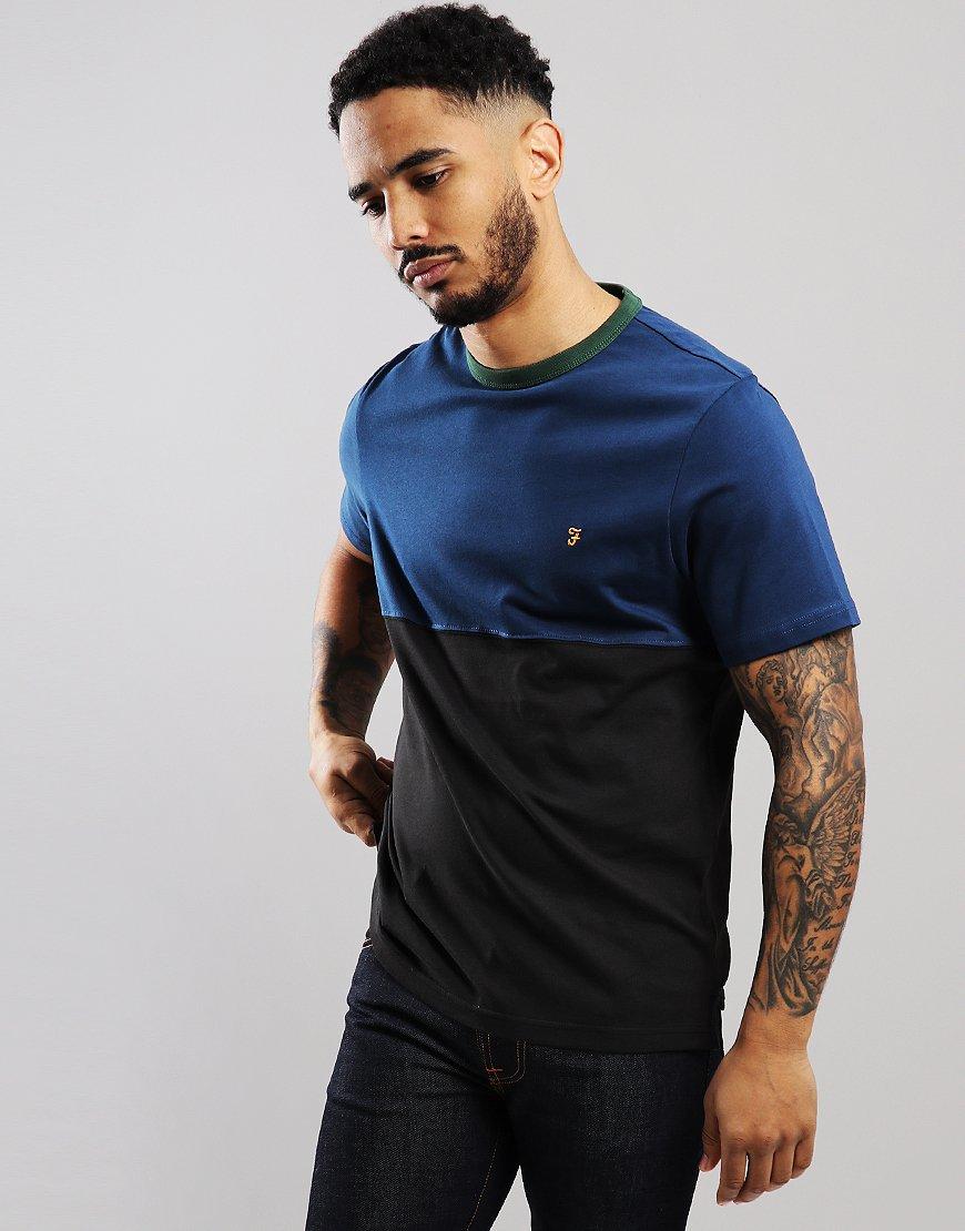 Farah Ewood T-Shirt Deep Black