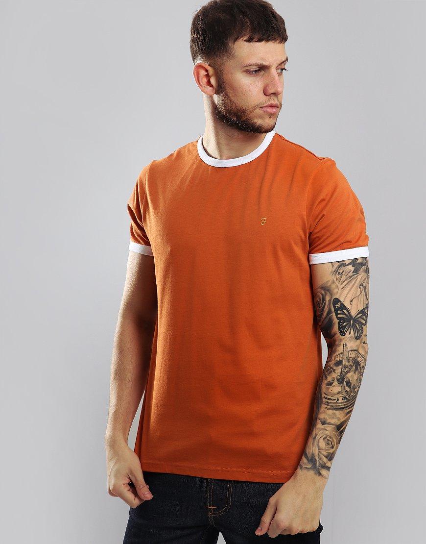 Farah Groves T-shirt Goldfish