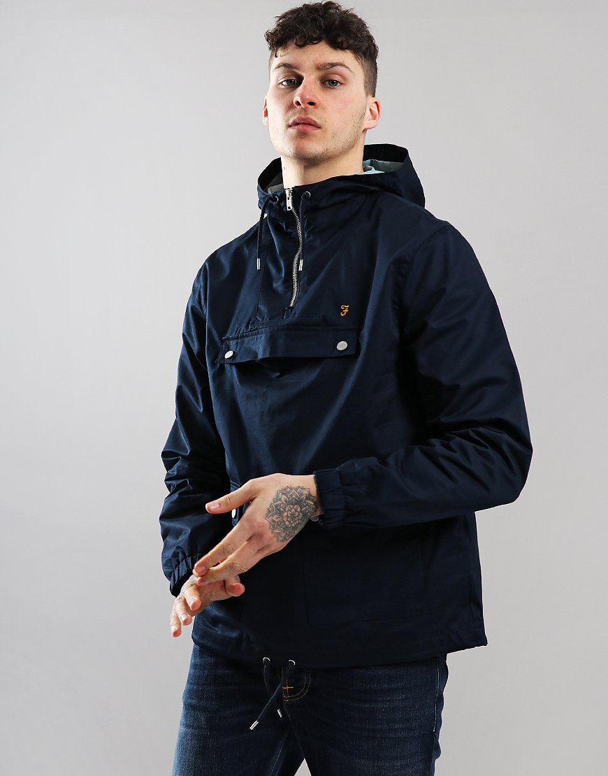 Farah Hartnoll Jacket True Navy