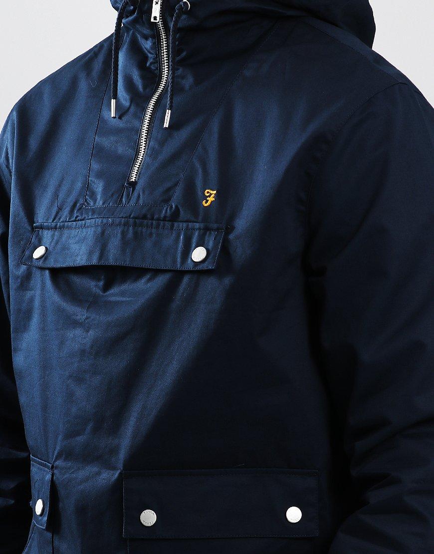 Farah Hartnoll Jacket True Navy