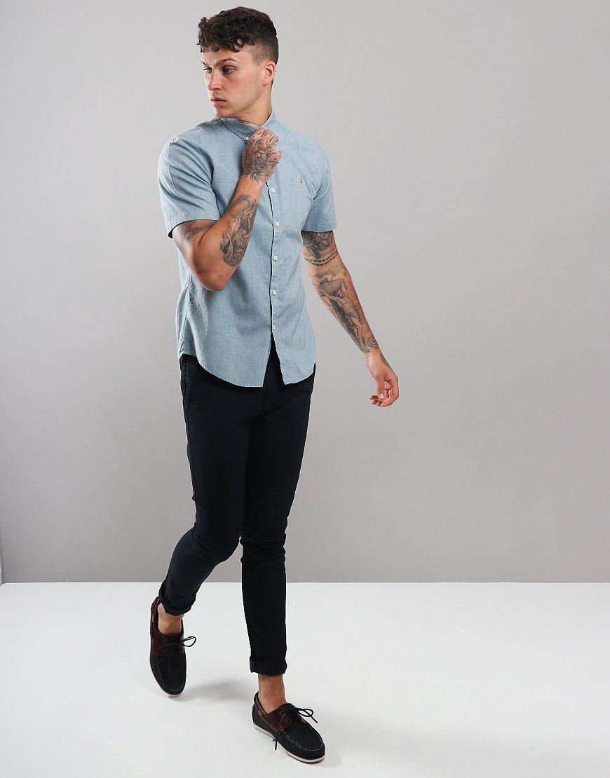 Farah Steen Shirt Stellar