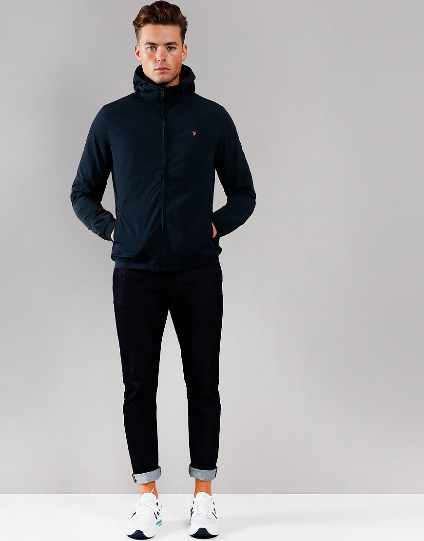 Farah Stones Jacket True Navy
