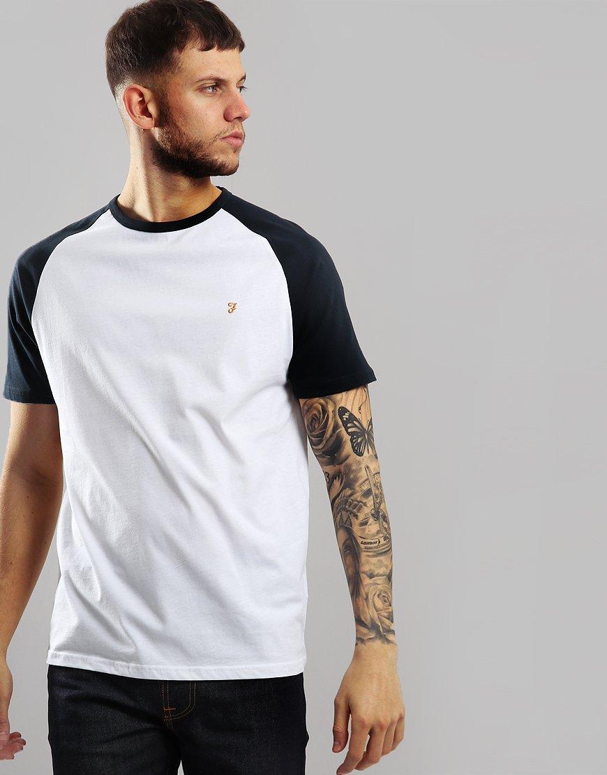 Farah Zemlak T-Shirt True Navy