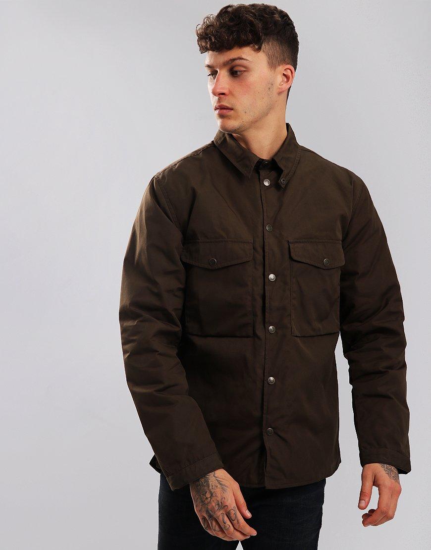 Fjällräven Down Shirt Jacket No.1 Dark Olive