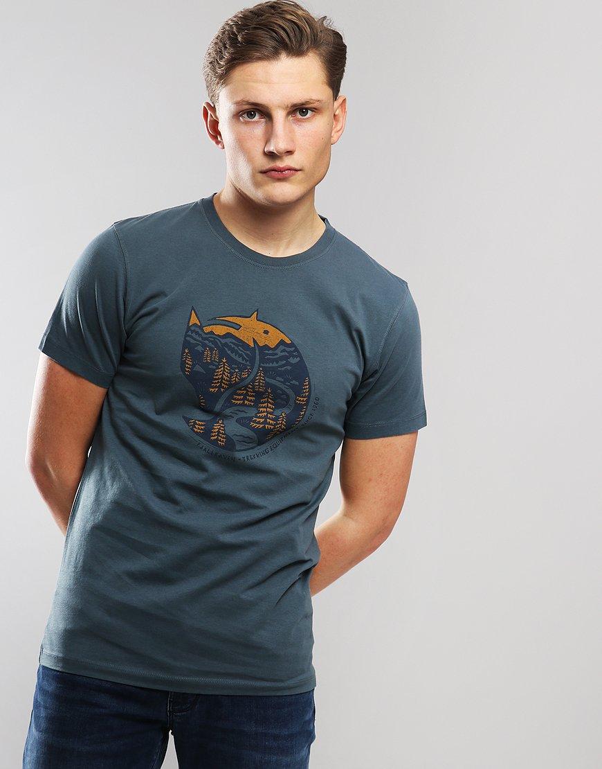 Fjällräven Arctic Fox T-shirt Dusk
