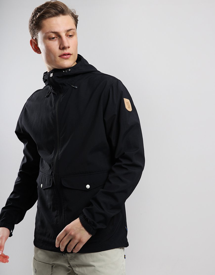 Fjällräven Greenland Wind Jacket Black