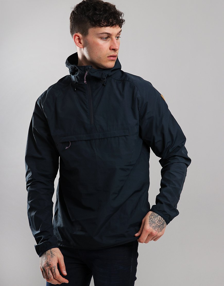 Fjällräven High Coast Wind Anorak Navy