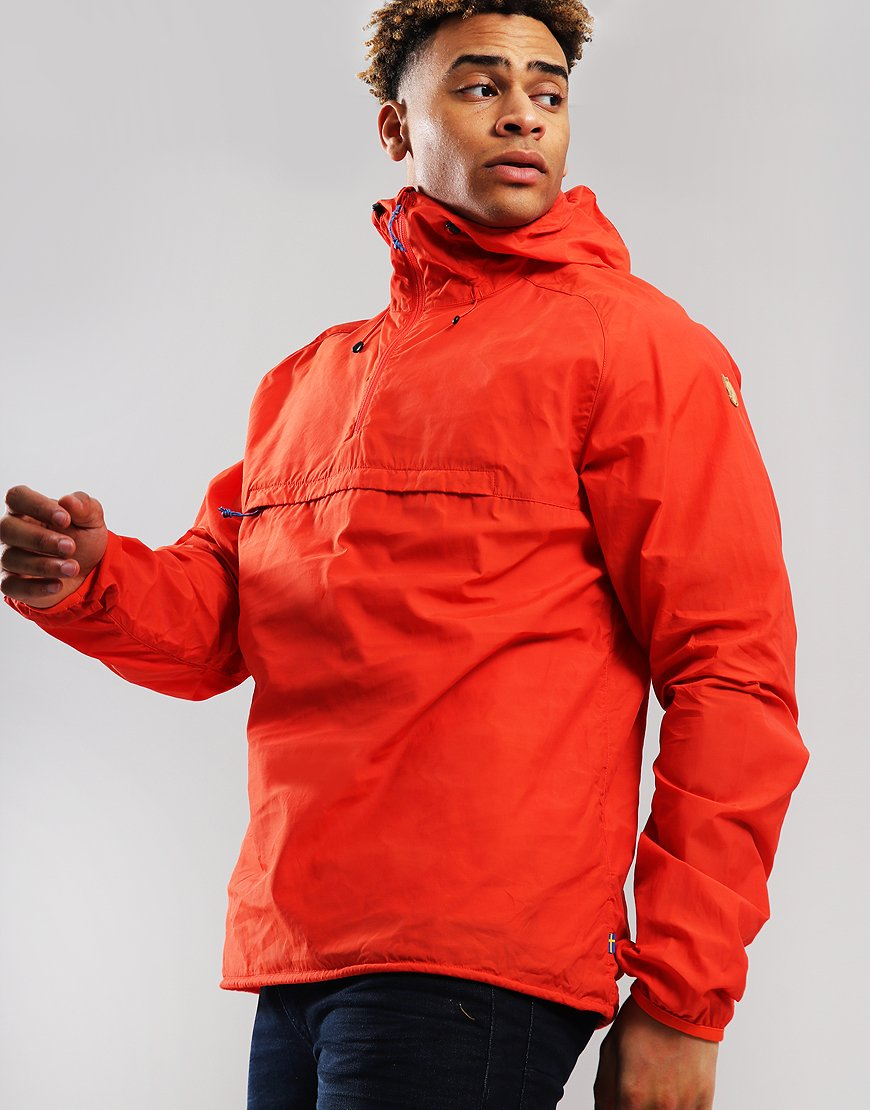 Fjällräven High Coast Wind Anorak Flame Orange