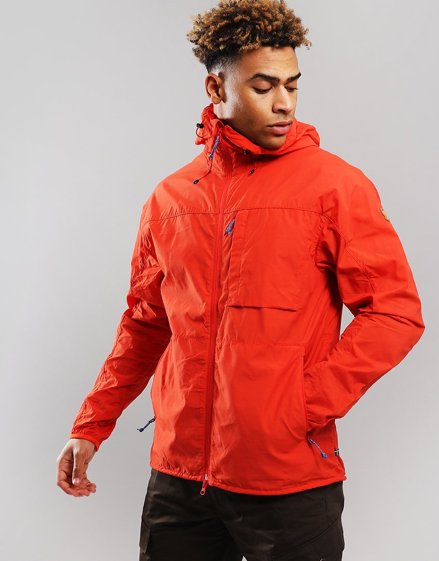 Fjällräven High Coast Wind Jacket Flame Orange