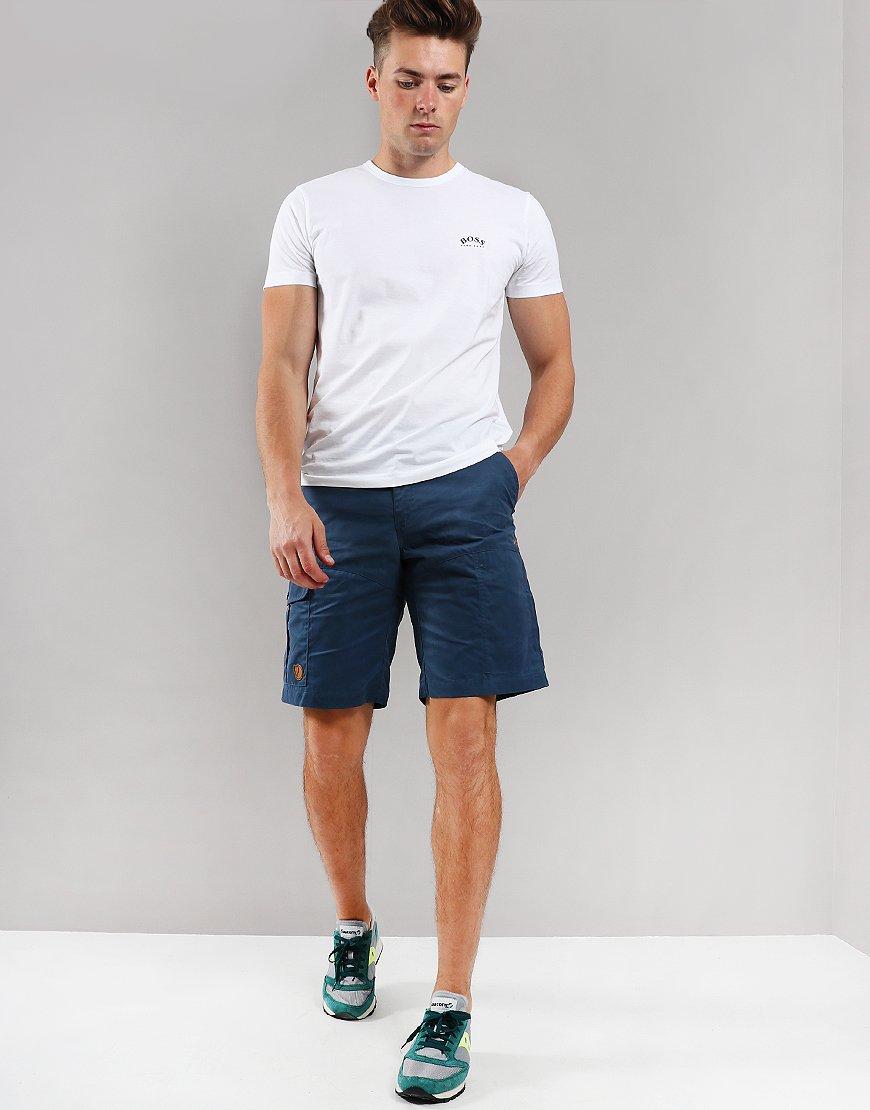 Fjällräven Karl Pro Cargo Shorts Uncle Blue