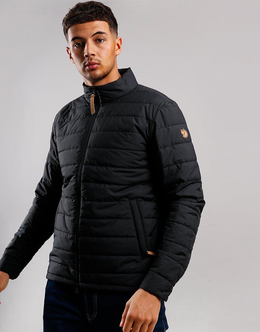 Fjällräven Kiruna Jacket Black