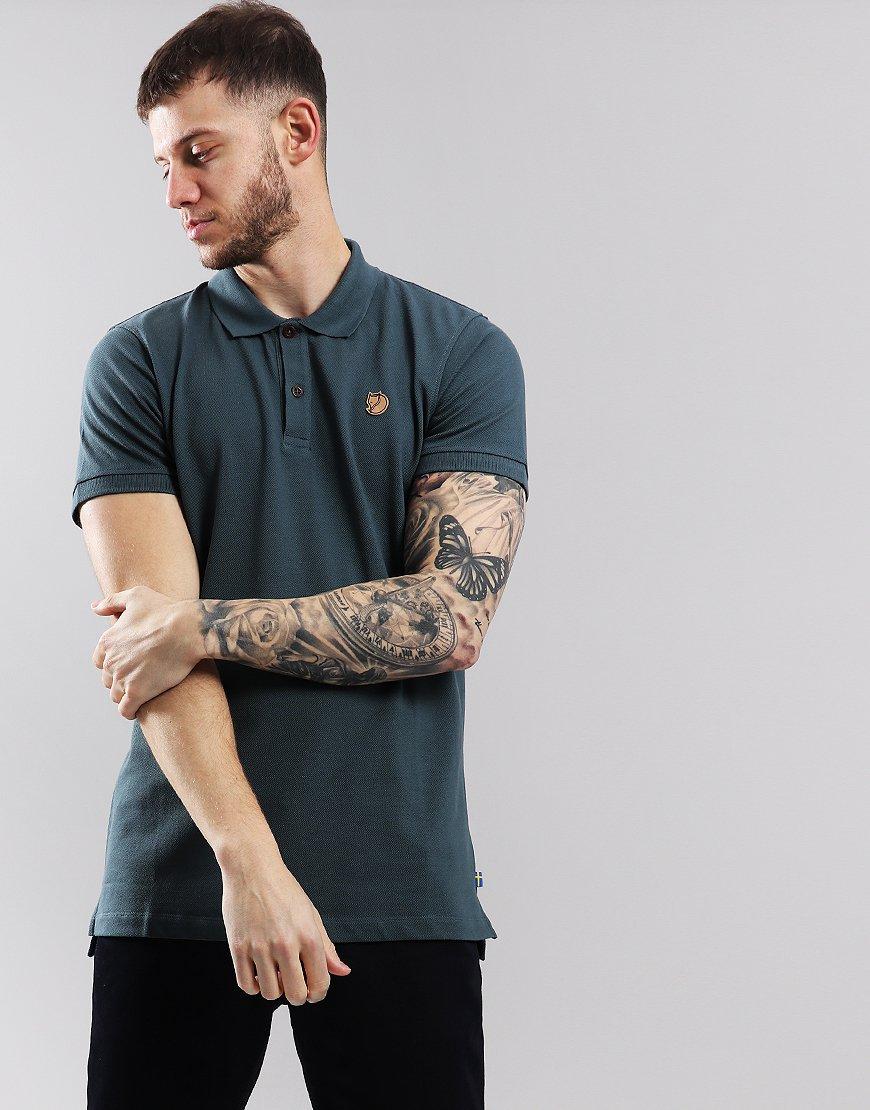Fjällräven Övik Polo Shirt Dusk