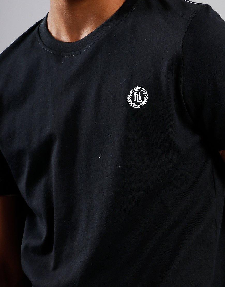 Henri Lloyd Junior Radar T-Shirt Black