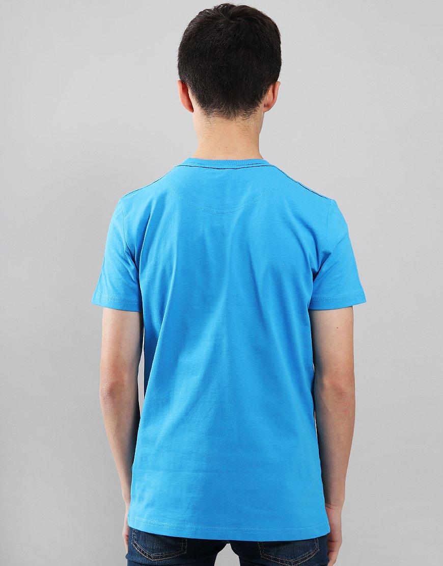 Henri Lloyd Junior Radar T-Shirt Lapis Blue