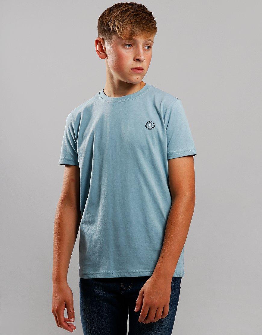 Henri Lloyd Junior Radar T-Shirt Stone