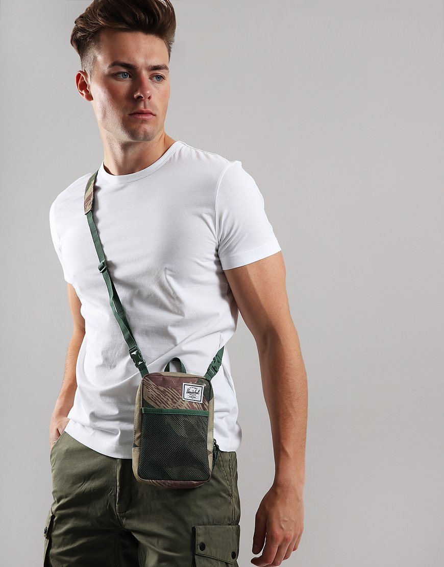 Herschel Sinclair Large Side Bag Brushstroke Camo
