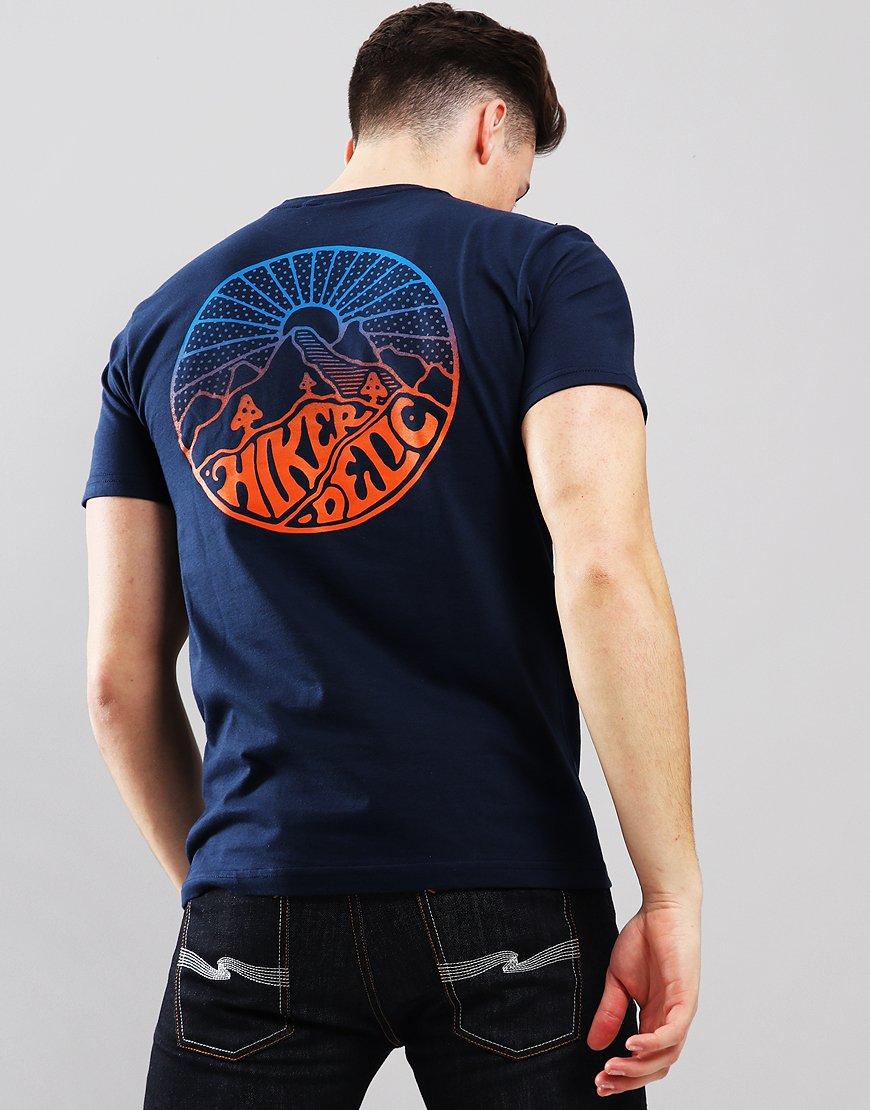 Hikerdelic Core Blend T-Shirt Navy