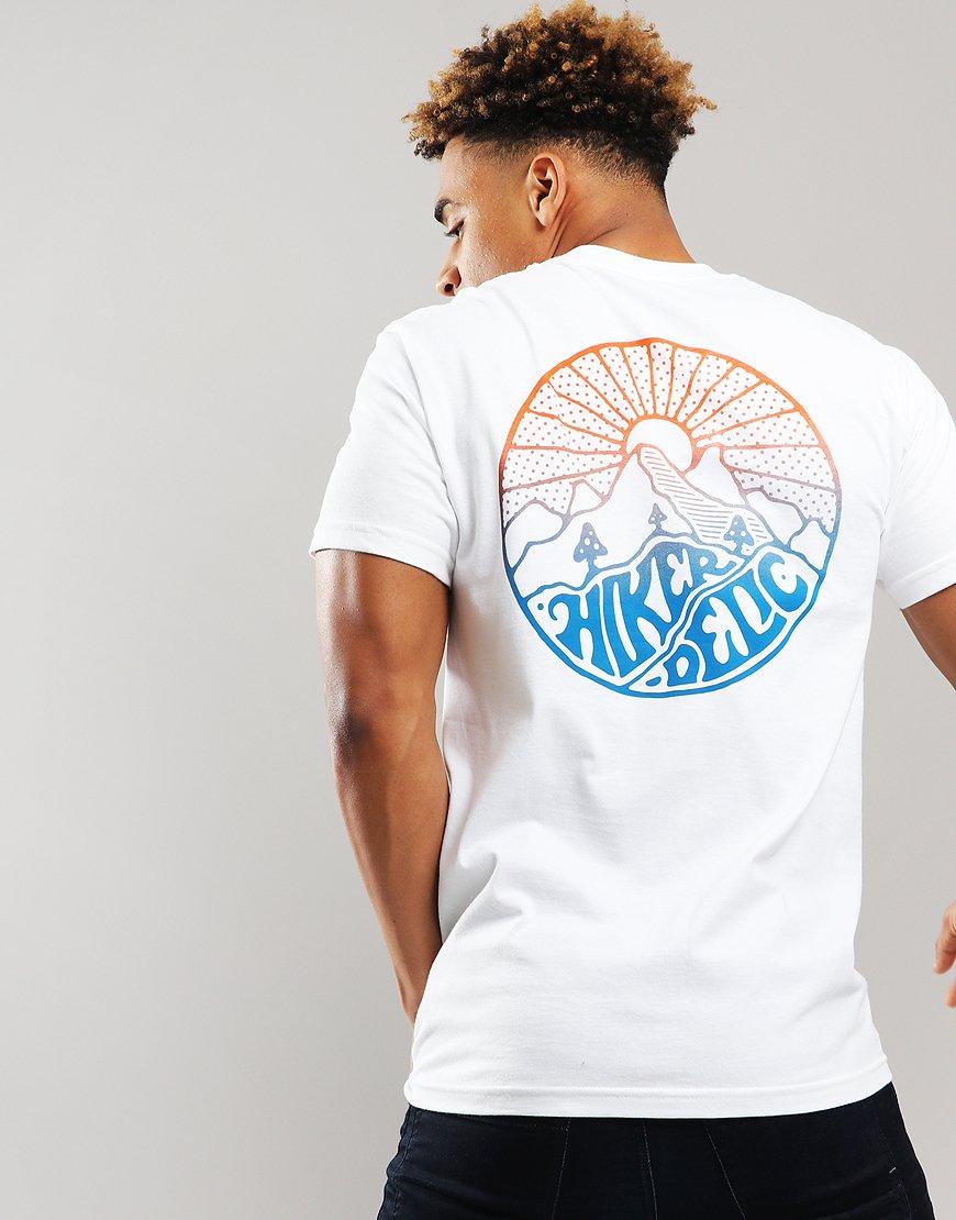 Hikerdelic Core Blend T-Shirt White